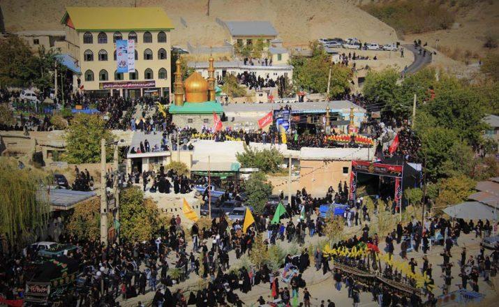 محرم سال ۱۳۹۵ در شهر کیلان با توجه به رسوم قدیمی که دارد، با حال و هوای خاصی همراه بود و ...