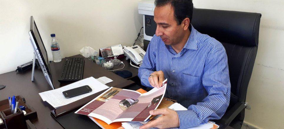 دومین شماره نشریه فرهنگی – اجتماعی دماوندم آرزوست به چاپ ...